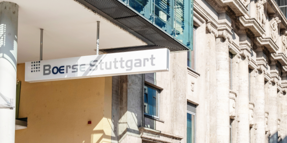 Boerse Stuttgart's Crypto Exchange Live for All Traders in Germany