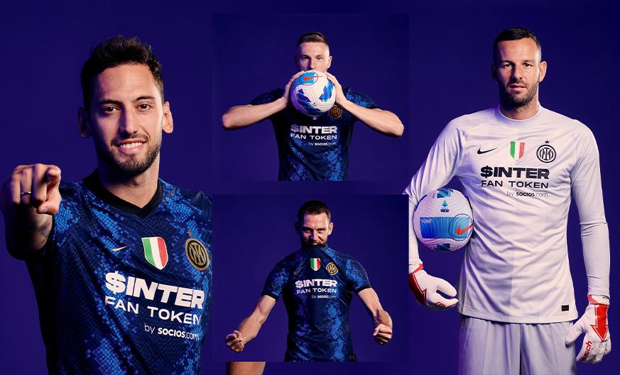 Socios and Inter Milan partner